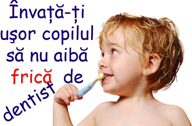 Copiii la stomatolog
