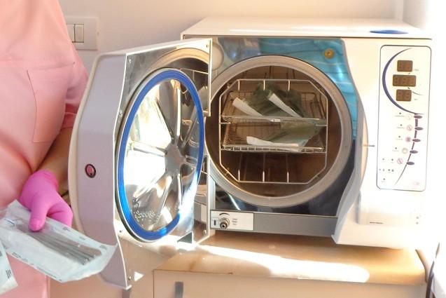 Autoclav - Sterlizare cabinet stomatologic Constanta